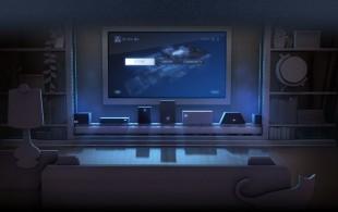 Etter å ha inntatt posisjonen som den største digitale spillbutikken på PC, vil Valve nå overta stuespillerne. (Illustrasjonsfoto: Valve)