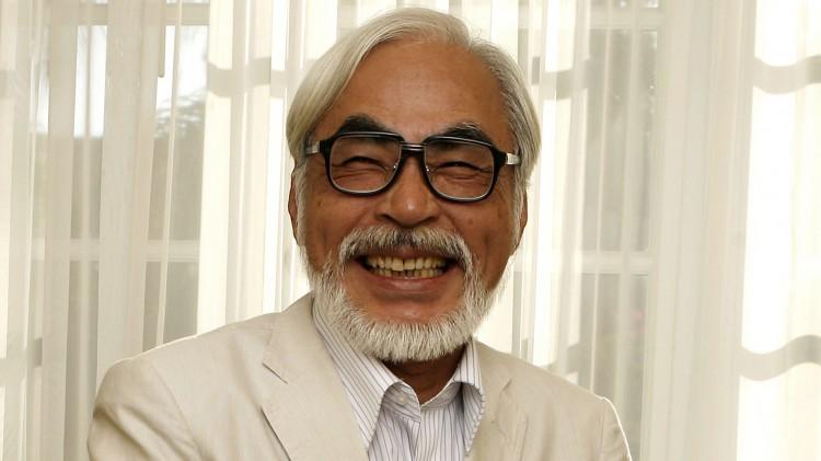 74 år gamle Hayao Miyazaki er Studio Ghiblis mest prominente filmskaper. (Foto: REUTERS/Mario Anzuoni)
