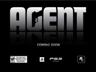 Dette er omtrent alt me har fått sjå av «Agent». (Foto: Rockstar)