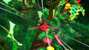 Nye krefter øker variasjonen. Sonic kan blant annet fly i «Sonic Lost World». (Foto: SEGA / Nintendo)