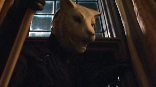 Jasså, du vart skræmt, ja? Skummel mann i You're Next (Foto: Scanbox).