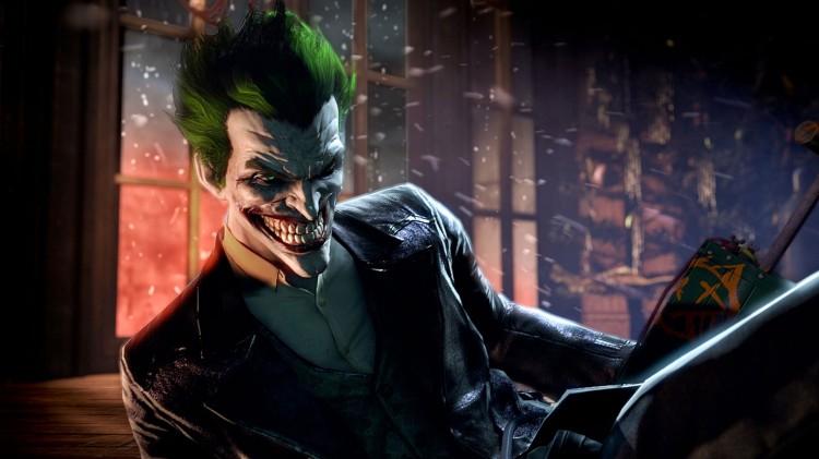 I Batman: Arkham Origins møter Batman sin erkefiende Joker for første gang. (Foto: Warner Bros Interactive).