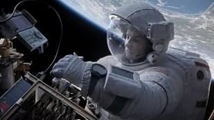 Gravity med Sandra Bullock er en ny romfartsklassiker (Foto: SF Norge AS).