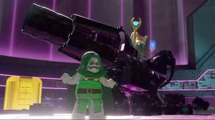 Doctor Doom har skumle planer i LEGO Marvel Super Heroes (Foto: Warner Bros. Interactive Entertainment).