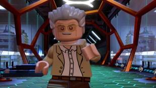 Marvel-kongen Stan Lee er en av de over 100 spillbare figurene i LEGO Marvel Super Heroes (Foto: Warner Bros. Interactive Entertainment).
