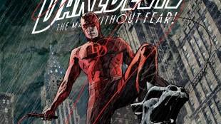 Daredevil, slik han framstår i tegneseriene. (Foto: Marvel)