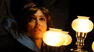 Sabrina Ferilli er en av flere vakre mennesker i Den store skjønnheten (Foto: AS FIDALGO).