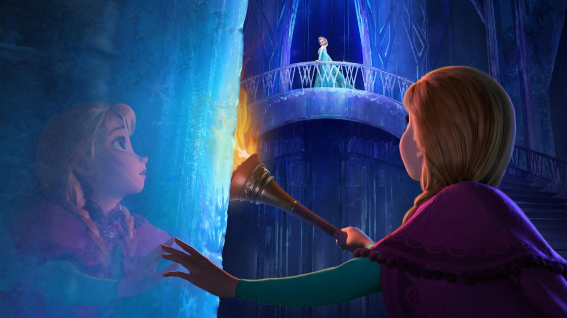 Frost er tidenes mest innbringende animasjonsfilm.  (Foto: The Walt Disney Company Nordic).
