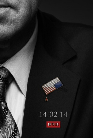 Teaserplakat for House of Cards. (Foto: Netflix)
