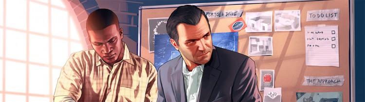 Grand Theft Auto V. (Foto: Rockstar Games)