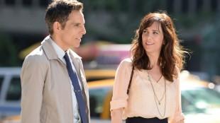 Ben Stiller og Kristen Wiig i The Secret Life of Walter Mitty (Foto: Fox Film).