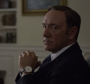 "Frank Underwood i ""House of Cards"". (Foto: Netflix)"