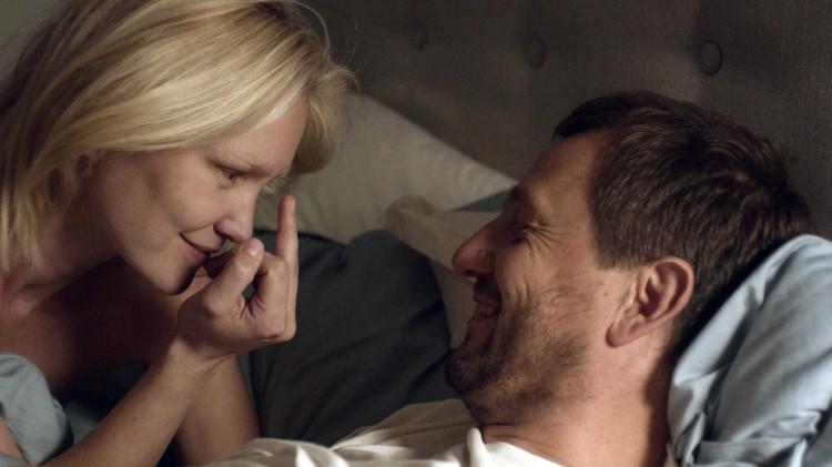 Ellen Dorrit Petersen og Henrik Rafaelsen i Blind (Foto: Motlys / Norsk Filmdistribusjon).