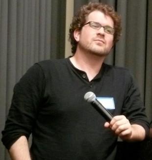 Seth Gordon har laga dokumentarar, komedier og tv-serier. Neste prosjekt ut blir action. (Foto: Violet Blue, via Creative Commons: http://en.wikipedia.org/wiki/File:Seth_Gordon.jpg )