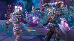 Med Blizzards kommende «World of Warcraft»-utvidelse åpner selskapet for at spillere kan kjøpe seg til nivå 90. Er dette starten på slutten for MMO-giganten? (Foto: Blizzard)