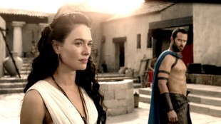 Lena Heady og Sullivan Stapleton i 300: Rise of an Empire  (Foto: Warner Bros. Pictures/ SF Norge AS).