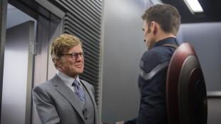 Robert Redford spiller seniorsjef i S.H.I.E.L.D i Captain America: The Winter Soldier (Foto: Twentieth Century Fox Norway).