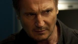Liam Neeson er igjen hardtslående helt i Non-stop (Foto: SF Norge AS).
