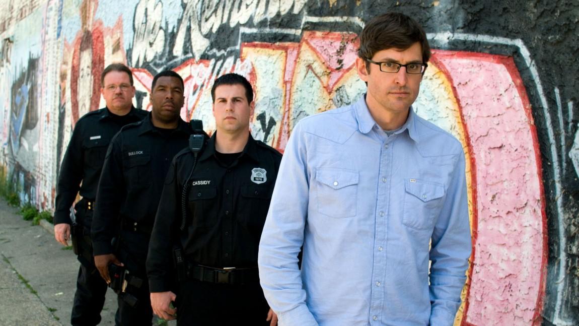 Louis Theroux har mottatt mange priser for sine dokumentarer. (Foto: BBC)