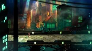 Transistor er et meget vakkert spill (Foto: Supergiant Games)