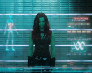 Gamora i Guardians of the Galaxy (Foto: Marvel)