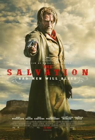 Den danske westernfilmen «The Salvation» vises utenfor konkurranseprogrammet under årets filmfestival i Cannes. (Foto: Nordisk Film)