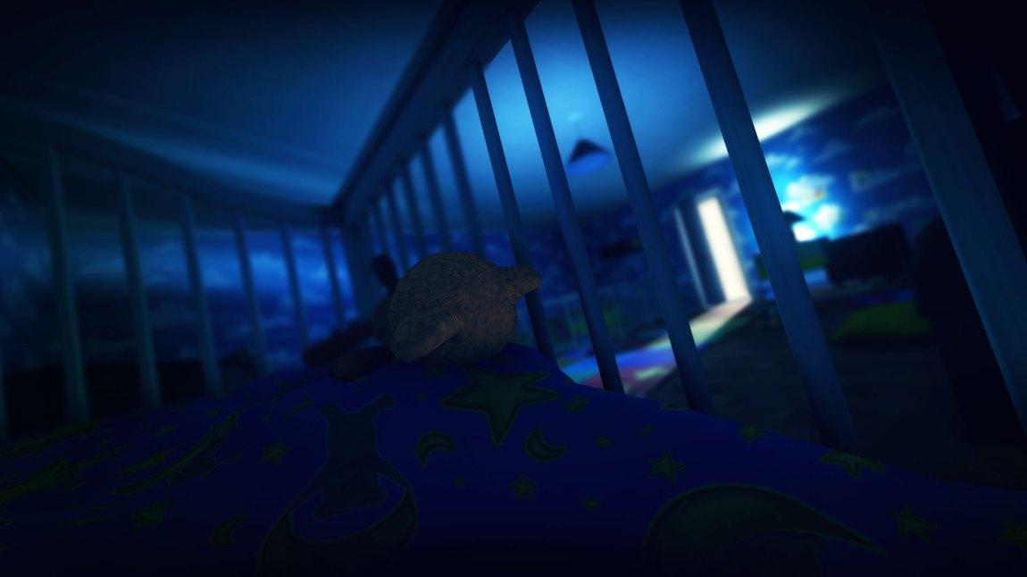 Krillbite Studios skrekkspill Among the Sleep har støtte for Oculus Rift. (Foto: Krillbite)