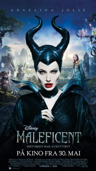 Selv om filmen har fått lunke anmeldelser fra filmkritikere har publikum omfavnet Jolies tolkning av heksa fra den klassiske Disney-filmen «Tornerose». (Foto: Disney)