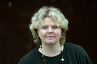 Birgitte Langballe er kommunikasjonssjef i Film & Kino. (Foto: Helge Hansen)