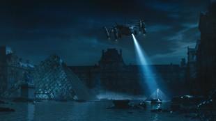 Et kjent parisisk landemerke dukker opp i Edge Of Tomorrow (Foto: Warner Bros. Pictures/ SF Norge).