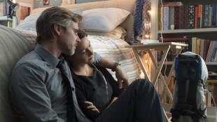 Sam Trammell og Shailene Woodley i The Fault In Our Stars (Foto: Fox Film).
