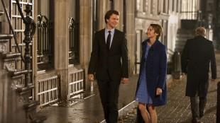 Ansel Elgort og Shailene Woodley i The Fault In Our Stars (Foto: Fox Film).
