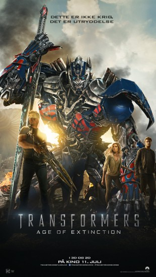 Transformers: Age of Extinction (Foto: United International Pictures)