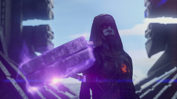 Ronan (Lee Pace) er superskurken i Guardians Of The Galaxy (Foto: The Walt Disney Company Nordic).