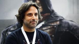 Spillregissør Alexandre Amancio er ansvarlig for «Assassin's Creed: Unity». (Foto: NRK / Martin Aas)