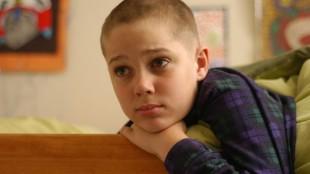 Mason (Ellar Coltrane) i en kortklipt versjon i Boyhood (Foto: UIP).