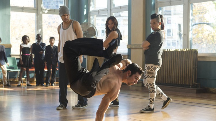 Christopher Scott med imponerende moves i Step Up All In (Foto: Summit / Lionsgate).