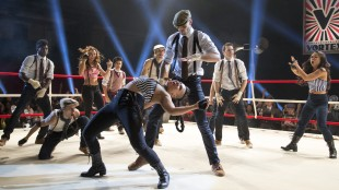 Dansegruppa LMNTRIX i aksjon i Step Up All In (Foto: Summit / Lionsgate).