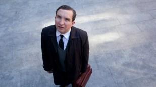 Eddie Marsan får skinne i hovedrollen i Still Life (Foto: Arthaus).