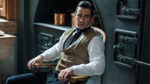Colin Farrell spiller tjeneren John i Frøken Julie (Foto: Nordisk Film Distribusjon AS).