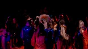 Björk: Biophilia Live (Foto: Cinema Purgatorio).