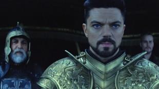 Dominic Cooper spiller den tyrkiske hærføreren Mehmed i Dracula Untold (Foto: United International Pictures).