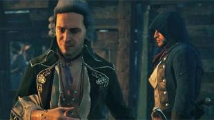Marquis de Sade er en av de historiske figurene du møter i Assassin's Creed Unity. (Foto: Ubisoft).