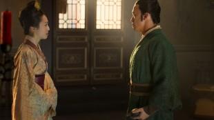 Store deler av handlingen i «Marco Polo» foregår ved hoffet i Song-dynastiets hovedstad Lin'an. (Foto: Netflix)