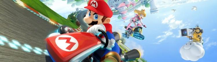 Mario Kart 8. (Foto: Nintendo)