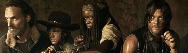 The Walking Dead. (Foto: FOX).