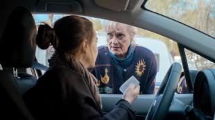 Anne Marie Ottersen og Agnes Kittelsen i Staying Alive (Foto: Maipo/ Nordisk film Distribusjon).