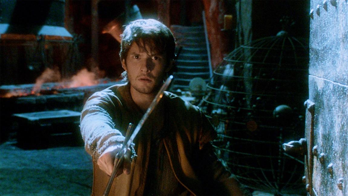Ben Barnes er en anonym helt i «Seventh Son». Han mangler energi og karisma til å bære fantasyfortellingen i mål. (Foto: United Pictures International)