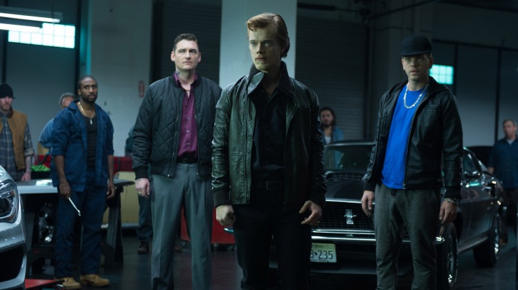 Toby Leonard Moore, Alfie Allen og Omer Barnea spiller skurker i John Wick (Foto: Lionsgate).