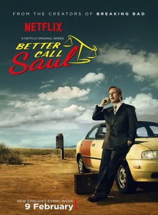 «Better Call Saul» er en ny «spin off»-serie fra «Breaking Bad». (Foto: Netflix)